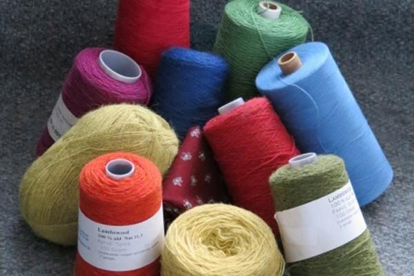 Den årlige Textiludstilling 08.-10. maj