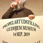 Fernisering på 2 udstillinger