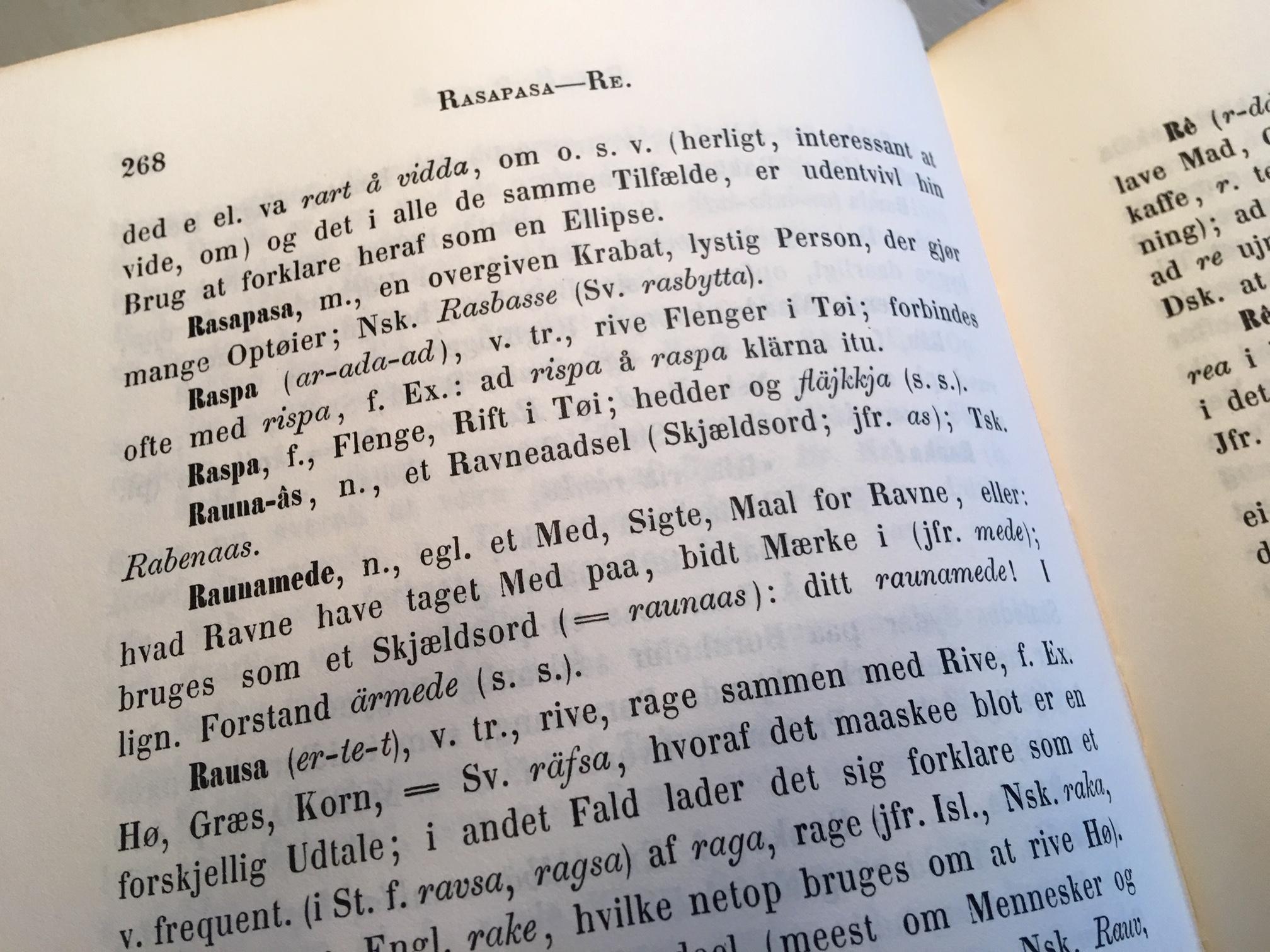 Det bornholmske sprog – foredrag 21. januar 2020