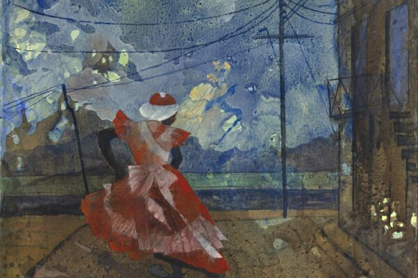 22. maj – 13. juni 2021 – Pia Schjøll: Fra Cuba til Bornholm, maleri & akvarel